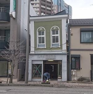 店舗 躯体改修工事(金沢市内)